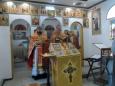 В колонии Каменск-Шахтинского состоялась божественная литургия