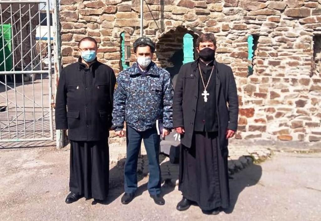В исправительных учреждениях Ростовской области проходит всероссийская «Неделя молитвы»