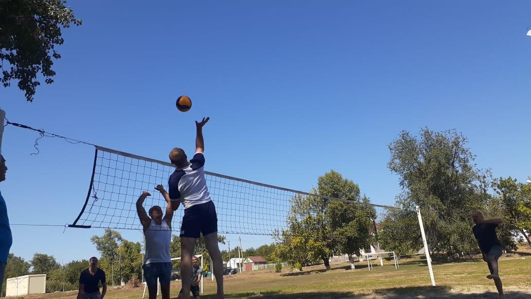ик-5 волейбол