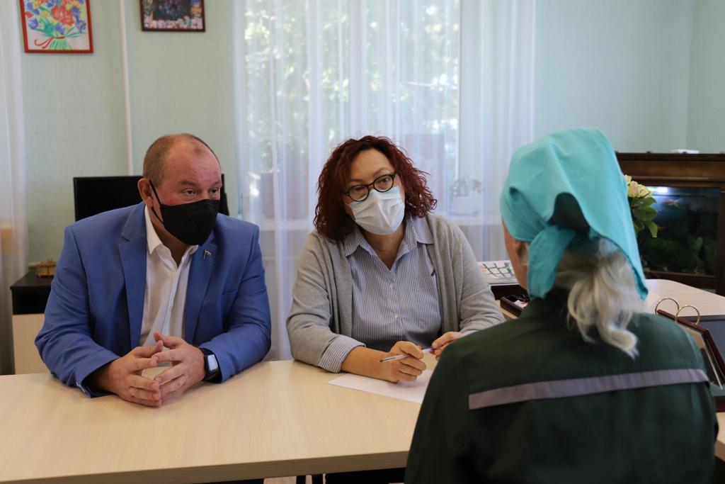 Проректор по научной работе РостГМУ и председатель Попечительского совета донского ГУФСИН посетили азовскую женскую исправительную колонию