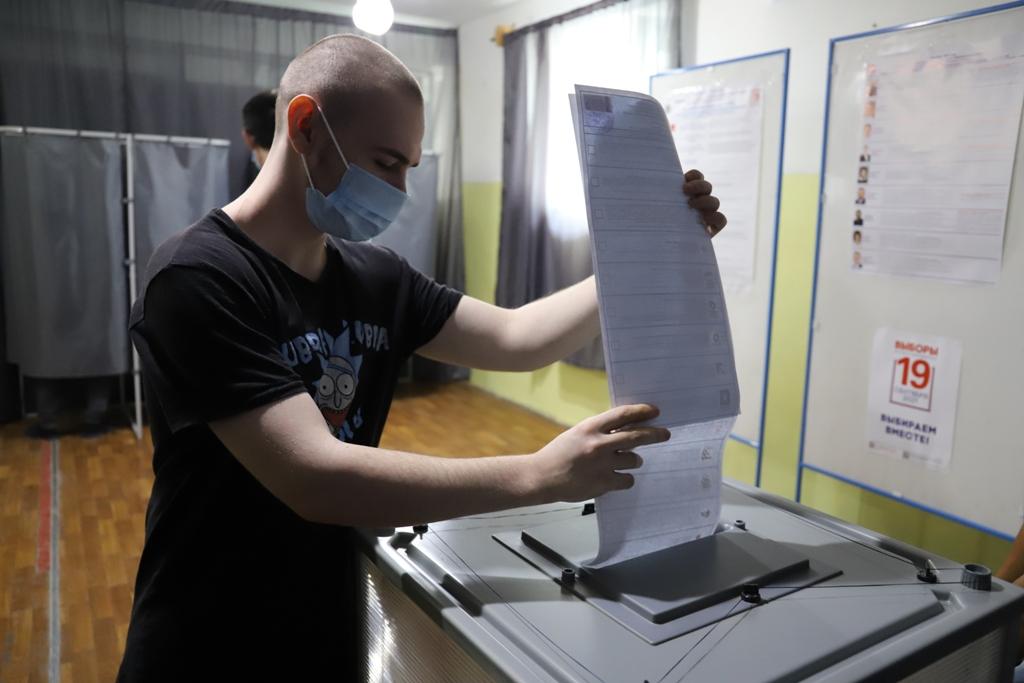 В учреждениях ГУФСИН России по Ростовской области состоялись выборы депутатов Государственной Думы Законодательного Собрания РФ VIII созыва