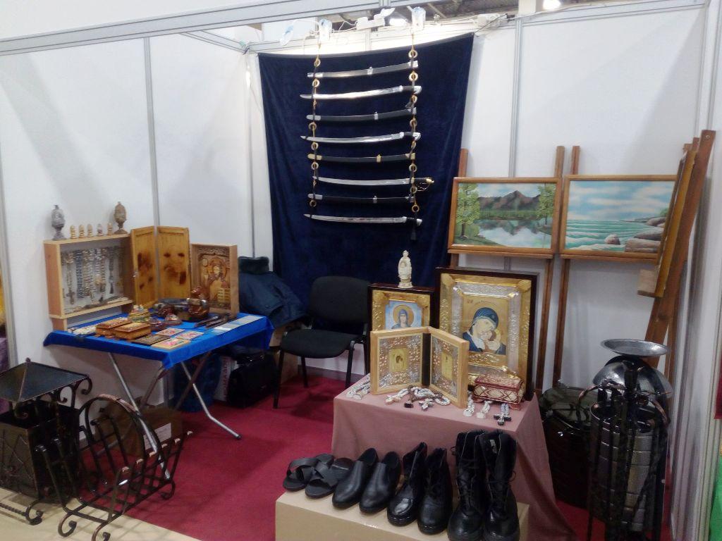 Продукция исправительных учреждений Ростовской области была представлена на православной выставке