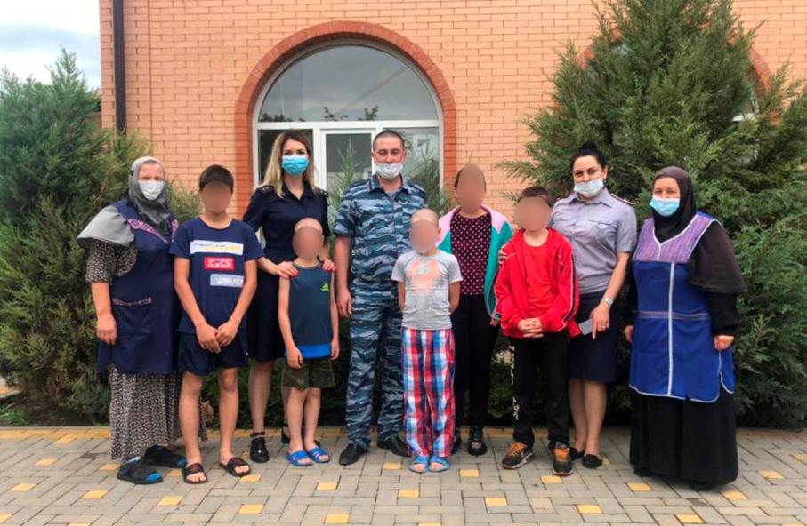 В Международный день защиты детей сотрудники исправительных учреждений посетили детский приют и реабилитационный центр для несовершеннолетних