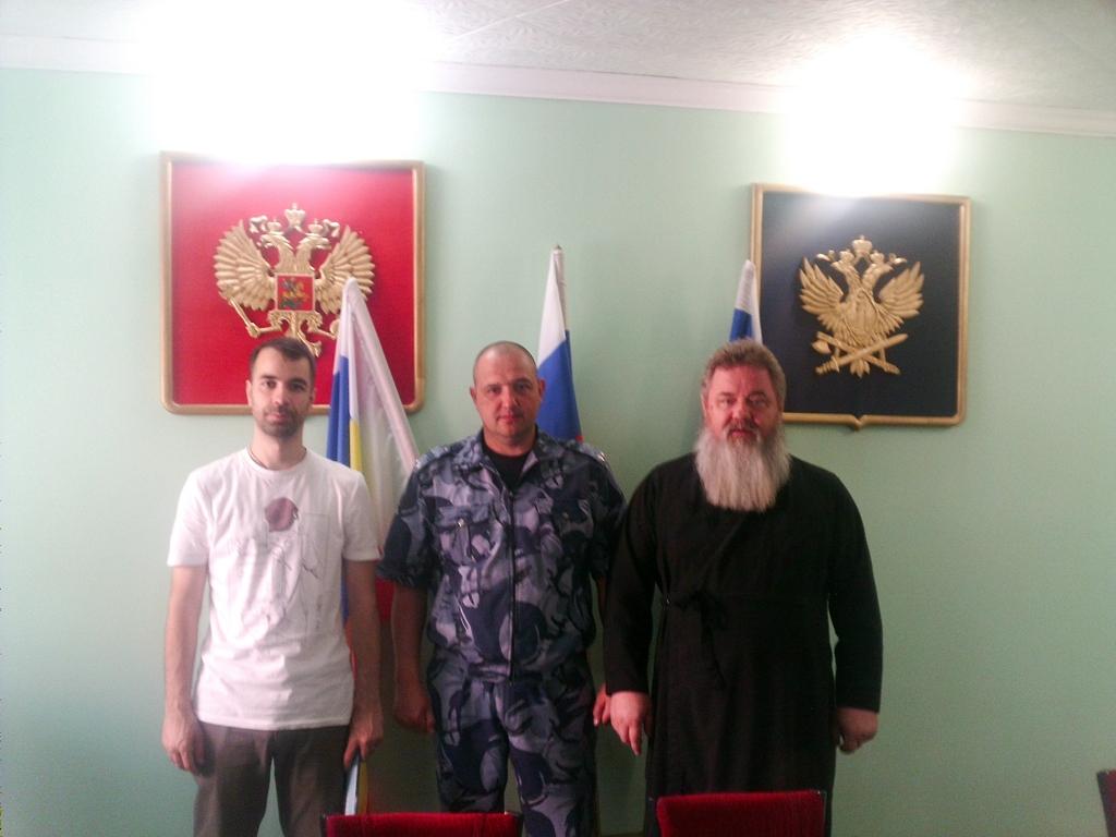 Члены ОНК РО посетили шахтинские учреждения ГУФСИН Ростовской области