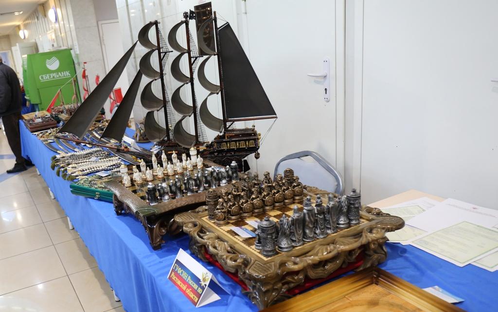Сувенирная продукция донских осужденных была представлена на выставке ФСИН России в Москве