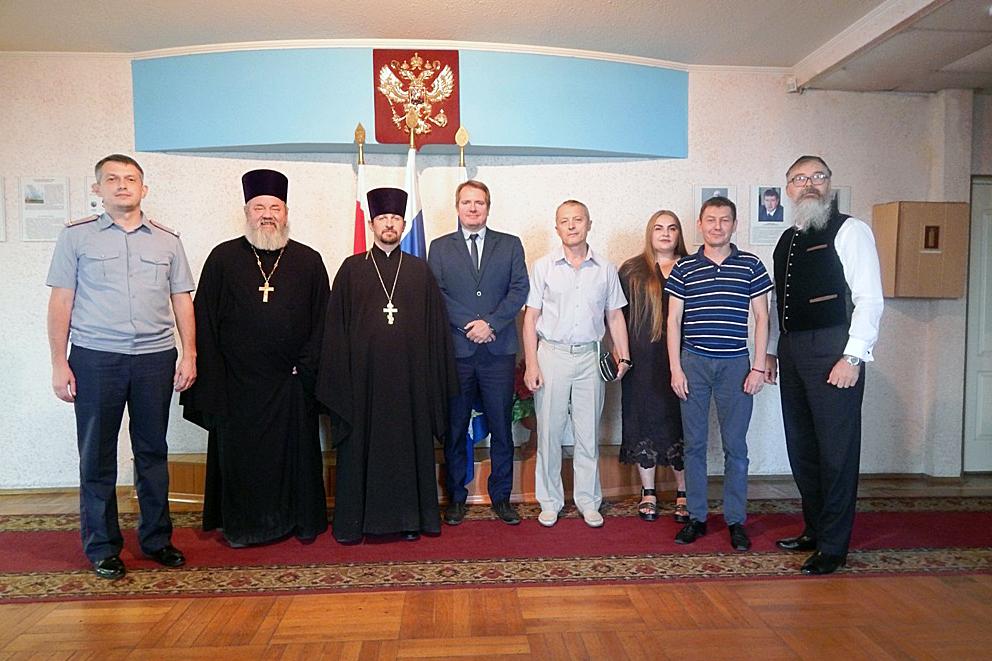 В Ростовской области создана Межрелигиозная рабочая группа