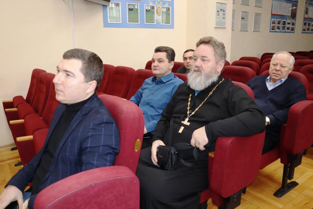 В донском ГУФСИН состоялось заседание Общественного совета регионального ведомства