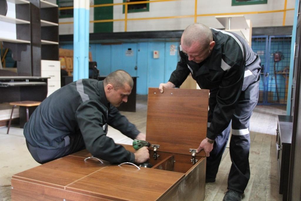 В ИК-15 г. Батайска действует большое число предприятий производственного сектора