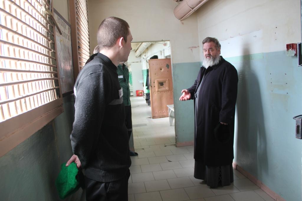 Члены Общественного совета ростовского ГУФСИН посетили следственный изолятор № 1