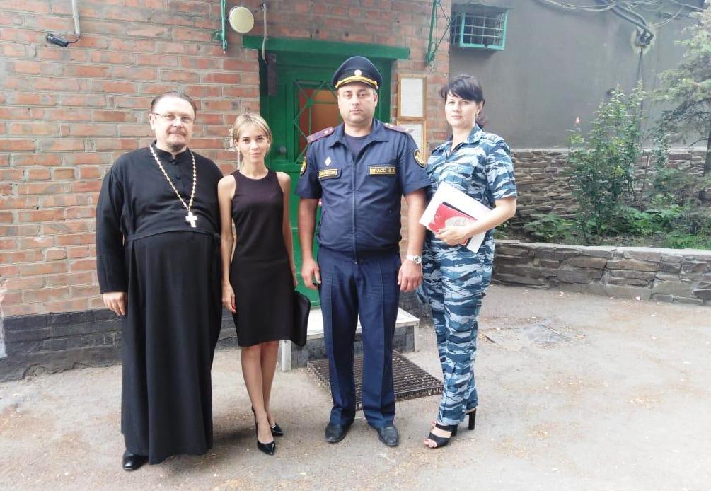 За минувшую неделю члены ОНК РО посетили ряд учреждений донского ГУФСИН
